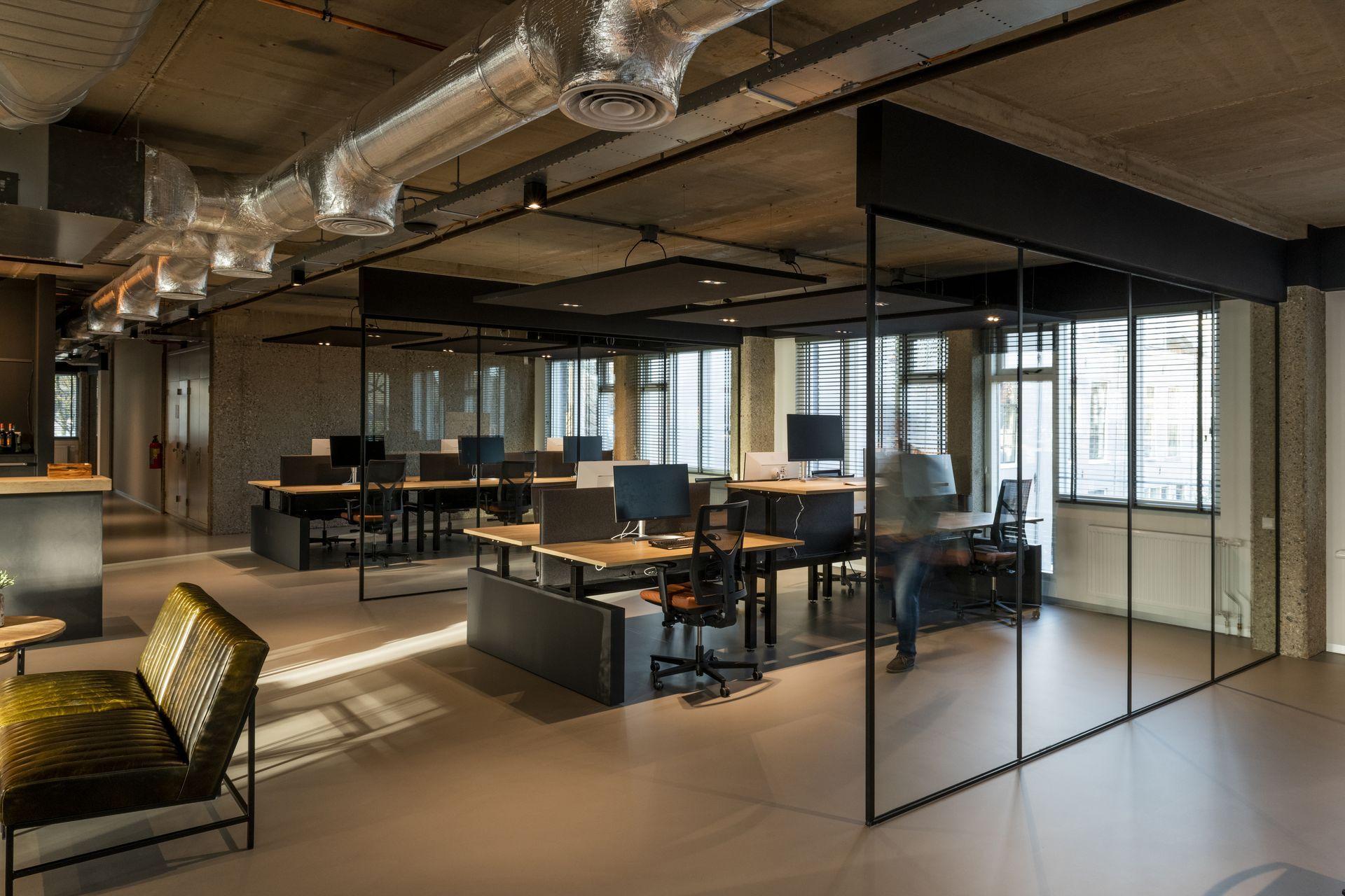 Wie teilen Sie Ihr Büro am besten ein?