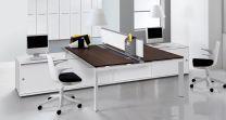 Schreibtisch TNT mit Anbauschrank