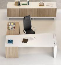 Manager-Schreibtisch Beck