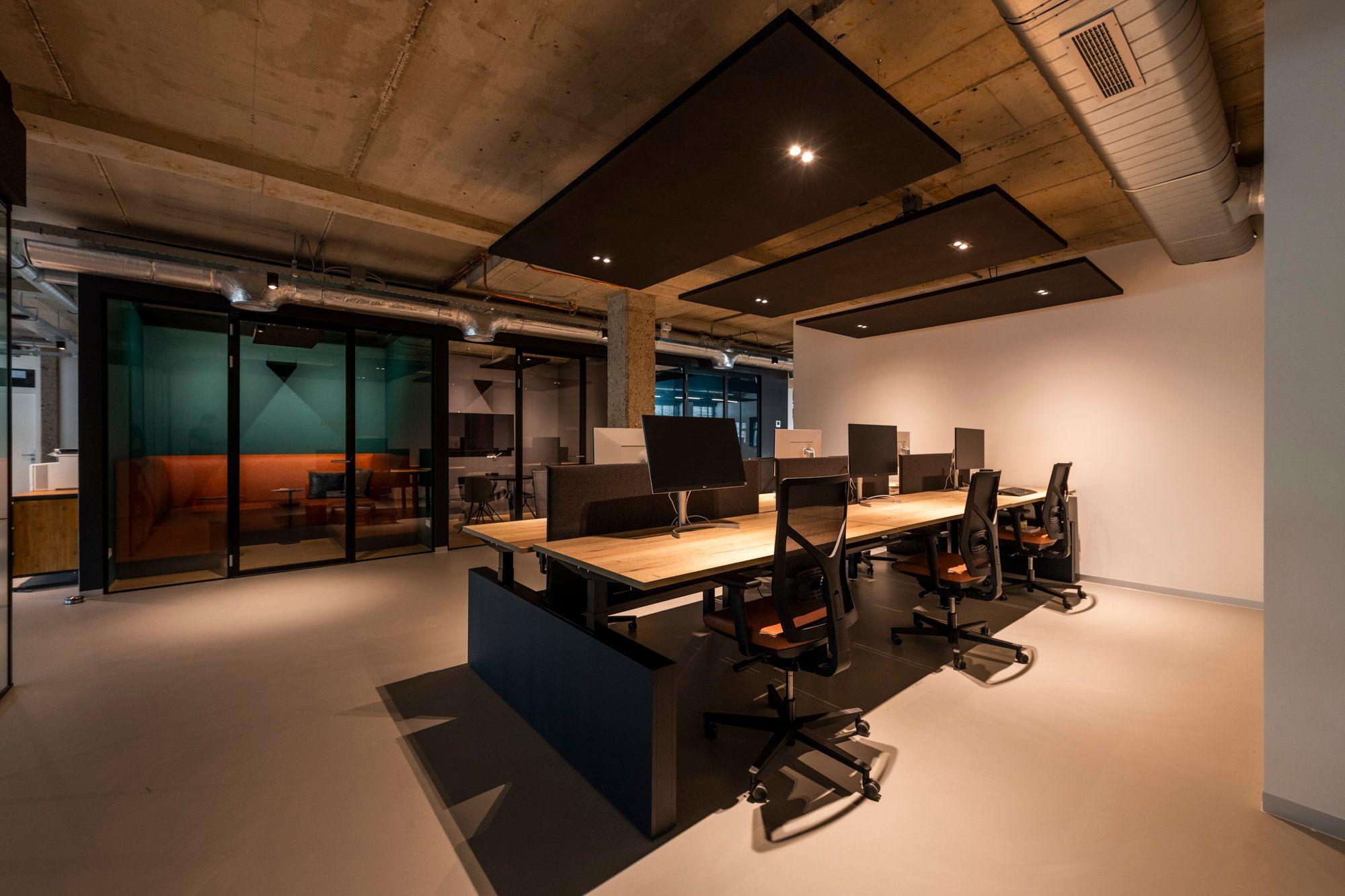 Wie richte ich ein Büro ein?