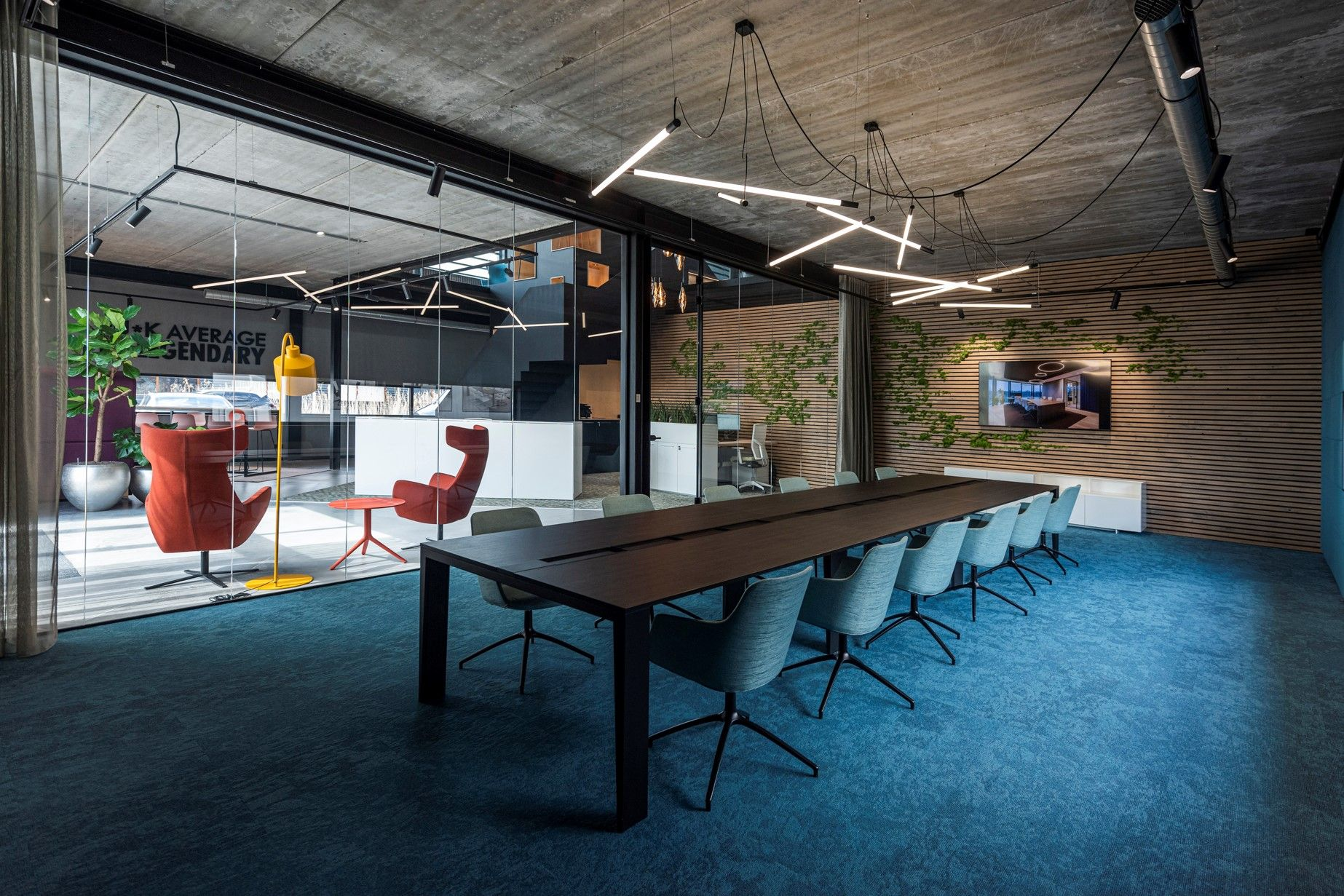Die Trends für Büroeinrichtungen von 2021