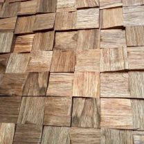 Holz-Mosaik