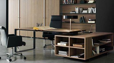 Chefzimmer-Schreibtische